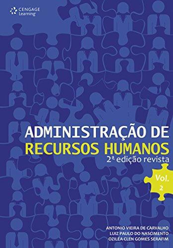 Administração de recursos humanos: Volume 2
