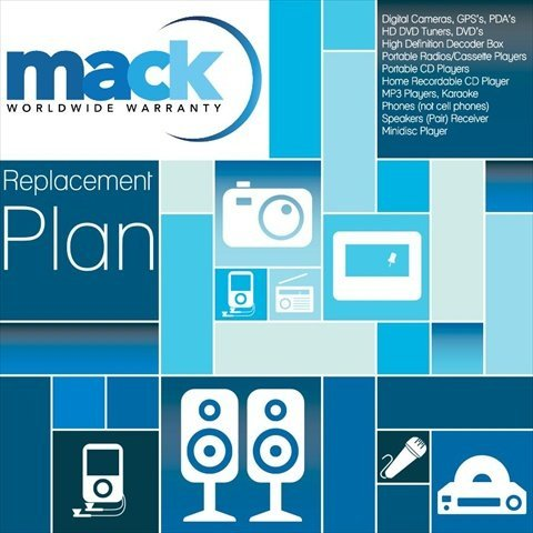 Mack Warranty 1146 2 Year Consumer Electronics 1 Time Replacement Plan Warranty Under 100 Dollars