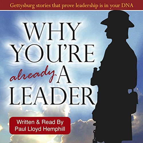 Why You're Already a Leader audiobook cover art