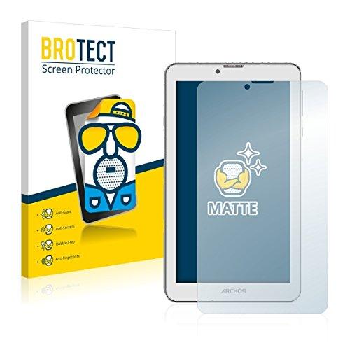 2X BROTECT Matt Bildschirmschutz Schutzfolie für Archos 70 Xenon Color (matt - entspiegelt, Kratzfest, schmutzabweisend)