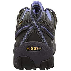 KEEN Women's Targhee II Outdoor Shoe, Magnet/Periwinkle, 9 M US