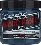 Manic Panic Siren's Song Blue-Green Hair Dye Color