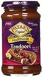 A close up of tandoori curry paste marinade