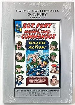 MARVEL MASTERWORKS: Sgt. Fury Vol 2 - Book #97 of the Marvel Masterworks