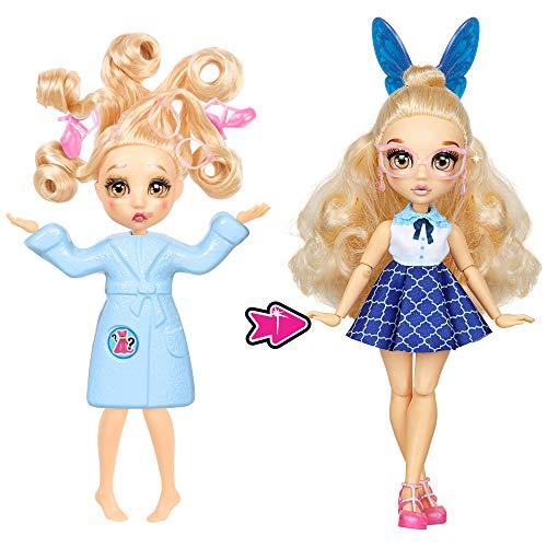 Failfix - PreppiPosh Total Makeover Doll Pack | 8.5u0022 inch Fashion Doll | Total Head-to-Toe Transformation