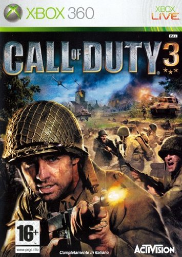 Activision Call Of Duty 3, Xbox 360