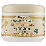 La Tradizione Erboristica Forsan Burro Crema all'Estratto di Murumuru del Brasile - 3 pezzi da 400 ml [1200 ml]