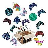Lucky Gifts Lucky Toys Juguetes de la suerte de cumpleaños Juguetes sorpresa niños juguetes al azar