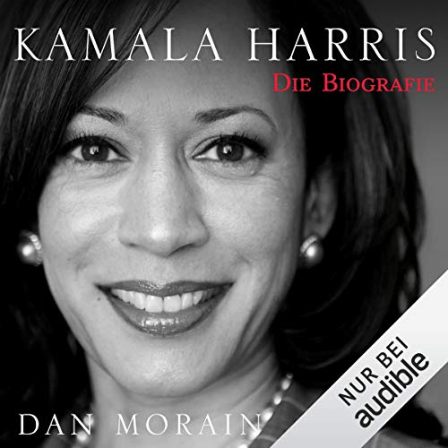 Kamala Harris cover art