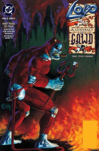 Lobo: A Contract on Gawd (1994) #3 (English Edition)