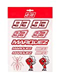 Marc Marquez 93 Big Stickers Red Edition MotoGP Official 2020