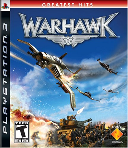 ps3 multiplayer games Warhawk - Playstation 3 (No Headset)