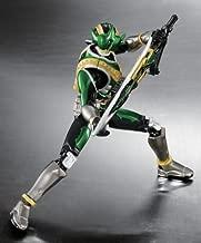 Kamen Masked Rider Den-O Zeronos Altair Form & Vega Form Souchaku Henshin GE-27 Chogokin Bandai