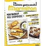 Marmiton Cahier gourmand Mini budget