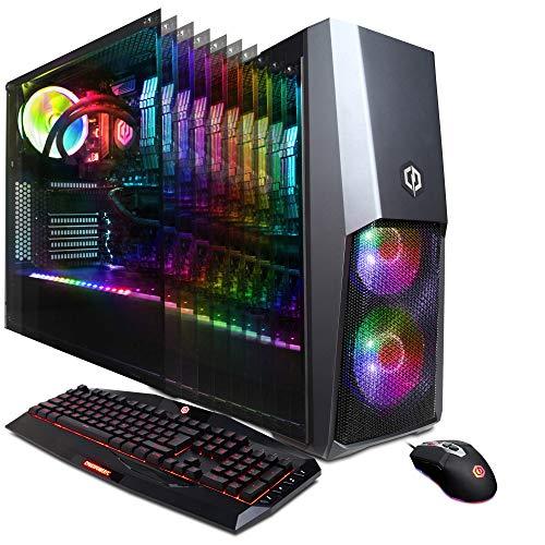 CYBERPOWERPC Gamer Supreme Liquid Cool SLC10120CPG Gaming PC (Intel i7-9700K 3.6GHz, 32GB...