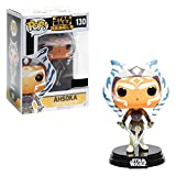 Funko - Figurine Star Wars Rebels - Ahsoka Tano Exclu Pop 10cm - 0889698107662