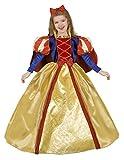 Costume per bambini Contenuto: vestito, cerchio per sottogonna, mantella, cerchietto con fiocco Taglia 3-4 anni
