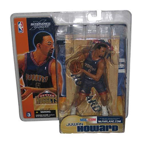 NBA 3 Juwan Howard Denver Nuggets Action Figure