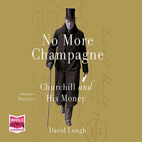 No More Champagne cover art