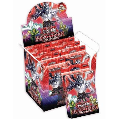 Yu-Gi-Oh! TCG Hero Strike Structure Deck