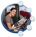 Siège d'avion pour enfant - Flyebaby Airplane Système de confort pour bébé - Voyage aérien avec bébé fait facile