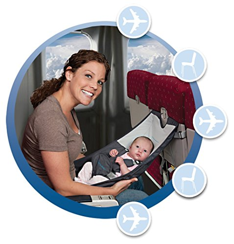Infant Flugzeug Sitz - Flyebaby Flugzeug Baby Komfort System - Air Travel mit Baby Made Easy