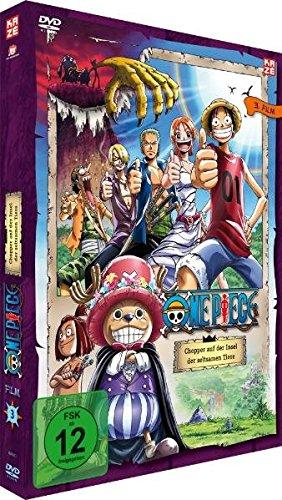 One Piece: Chopper auf der Insel der seltsamen Tiere - 3. Film - [DVD]
