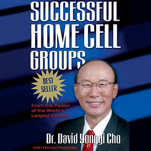 『Successful Home Cell Groups』のカバーアート