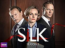 Silk 4th anniversary gifts for him if he's looking for a new show to binge.