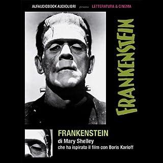 Frankenstein copertina