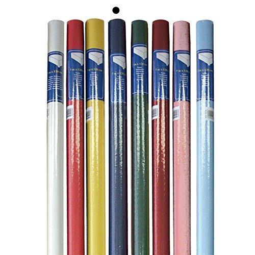 García de Pou 121.36 tafelkleed op rol, 48 g/m2, 1,2 x 7 m, blauw