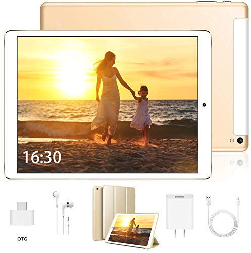 avis tablettes pas cher professionnel Tablette WiFi 4G 10,1 pouces Tablette Android 9.0 3 Go de RAM 32 Go ROM Processeur quad core 8MP…