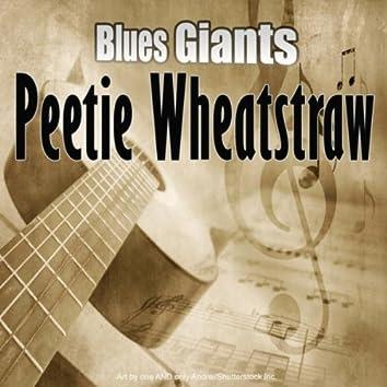 Blues Giants: Peetie Wheatstraw