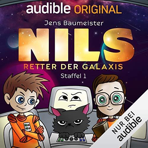 Nils, Retter der Galaxis Titelbild