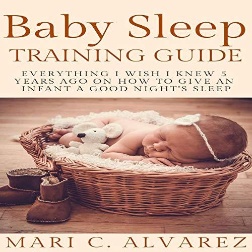 『Baby Sleep Training Guide』のカバーアート