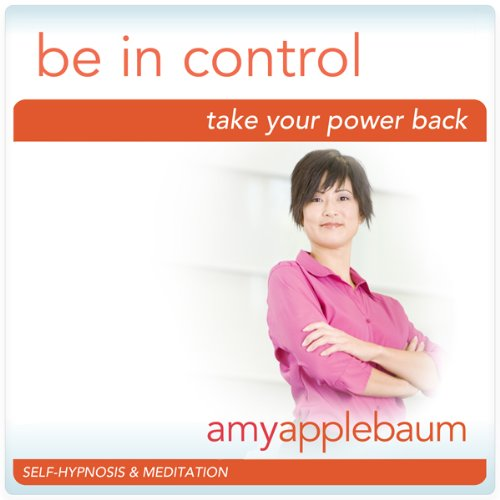 Take Your Power Back (Self-Hypnosis & Meditation) audiobook cover art