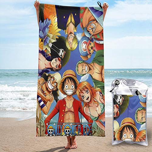 "Dragongsj One Piece Beach Towels Microfiber Bath Towel Towels Best for Bathroom 27.5""X55"""