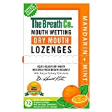 The Breath Co Dry Mouth lozenges Mandarin Mint 100 Pieces