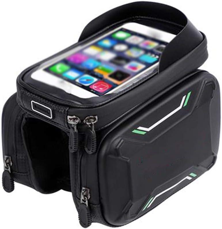 pour Huawei pour Samsung S20 // S20 + YYDM Sac T/él/éphone /Étanche V/élo pour Iphone 7//8 // X//XR // 11 Sac /À V/élo De Grande Capacit/é avec /Écran Tactile Support De T/él/éphone