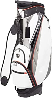 Golf Bag, Lightweight and Portable, Waterproof and Splash Proof, Multi-Color Optional happyL (Color : White)