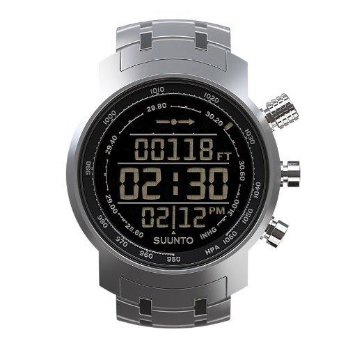 Suunto Elementum Terra Steel Watch - Grey by Suunto