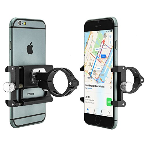 GUB Universal Bike Fahrrad Motorrad Halterung für Handy, Smartphone, Navi usw. - 4