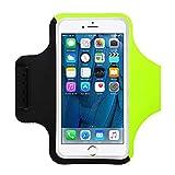 Yigou Fascia da Braccio, Portacellulare per Correre Porta Cellulare da Corsa per iPhone 11/11 Pro/SE 2020/XS/XR/X/8/7/6 Plus Fascia Porta Cellulare Running Fino a 6.3'