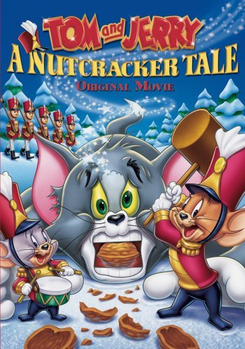 Tom And Jerry: A Nutcracker Tale [DVD] [2007]
