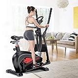 Best Elliptical Machines - Tribesigns Cross Trainer Machine, 4in1 Elliptical Exercise Machine Review