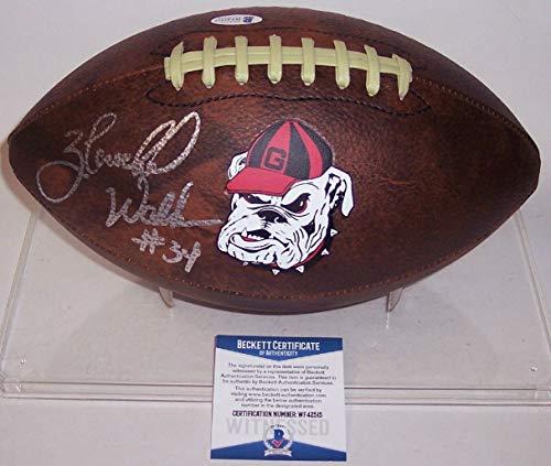 georgia bulldogs autographed - 7