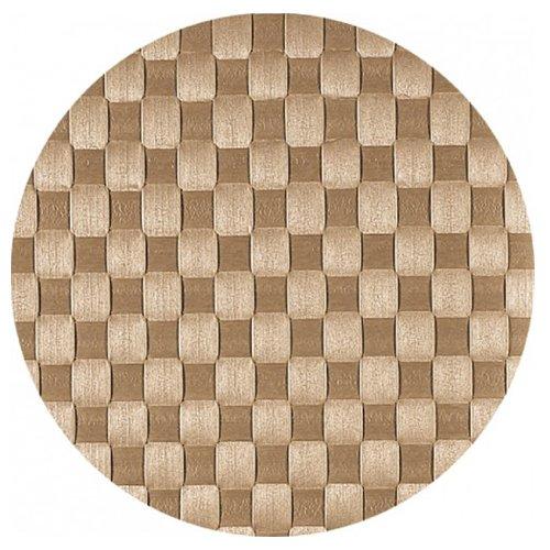 Saleen 2038652 Set de Table Rond Beige 36 cm