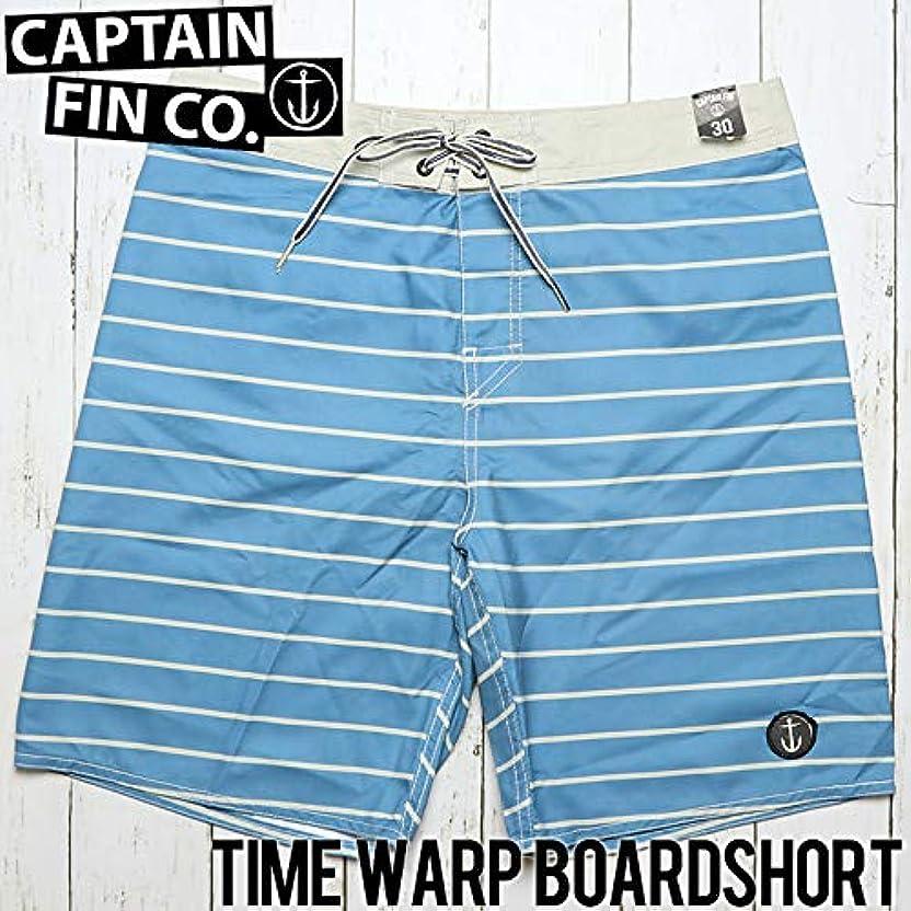 破滅的な誘うチャンピオン[キャプテンフィン] TIME WARP BOARDSHORT 19
