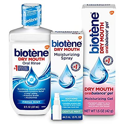 Biotène Dry Mouth Management