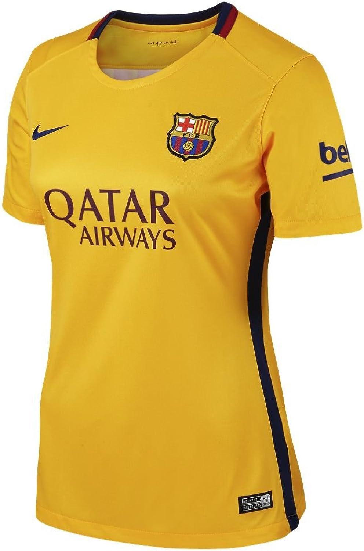 20152016 Barcelona Away Nike Ladies Shirt